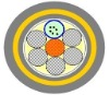 adss Optical fiber cable manufacturer (ADSS-PE-6B)