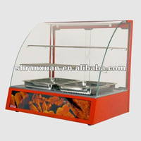 display cabinet tempered safety glass