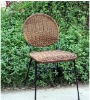 rattan chair in home & garden