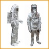 Fire proximity suit/ Aluminized Proximity Suit/ 1000 degree celsius/ heat resistance