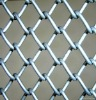 wire &barb wire Chain link fence