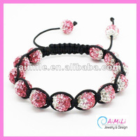 cc3006 Wholesale Fashion Shamballa Bracelets