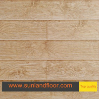 U-Groove waterproof AC3 HDF Laminated Flooring