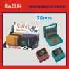 PLASTIC TOBACCO ROLLING MACHINE