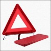 reflector warning triangle,safety traffic sign,for car