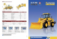LW321F wheel loader(3Ton wheel loader)