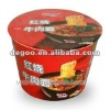Automatic Fried bowl Instant Noodle Production Line