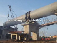 Chemical lime rotary kiln