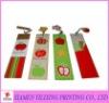 Paper bookmark for books