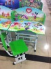 chepa cute kids learning adjustable desk and chair set