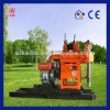 Portable water well drilling rig AKL-L-180