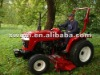 Cutting Width 1500mm Mower Mid Mounted 20-40HP Tractor