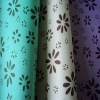 poly pongee printed umbrella fabric