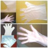 disposable cpe plastic gloves