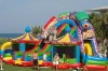 2012 the fashionable inflatable fun city,inflatable fun park,amusement park,inflatable games park