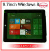 2013 New Windows Tablet PC of the bluetooth phone call 3G silver pad