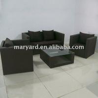4pcs outdoor sofa