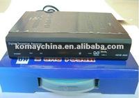 HD MPEG4/H.264 DVB-T STB 1080P H.264 HDVB-T8605
