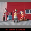 FRP Sculpture,Theme Park Sculpture,Decoration Sculpture,
