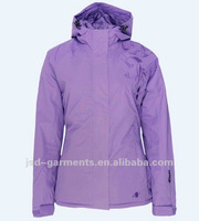 OEM women purple ski wear HOT SALE!!!