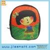 JSMART backpack S (for kids) petite JE lovefoto customized doodling