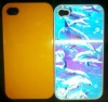Phone case w/z 3D/animation lenticular designs
