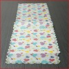 Graceful Decoration Pretty pp Non Woven Table Cloth