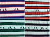 Rayon spandex bird print jersey knit fabric