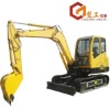 WY6-3 YTO brand mini excavators for sale