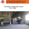 Glass tempering furnace YD-F-1525
