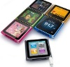 (IMP046)Wholesale - FREE SHIPPING!!! 2010 Newest MP3/Mp4 Player for 6th Gen + Free Case Warranty 1yrs 2GB/4GB/8GB MP4