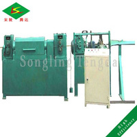 ISO9001 certification steel straightening machine