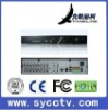 H.264 16 channels CIF&Nonrealtime D1 standalone DVR