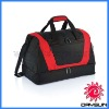 Football soccer sports bag with shoes compartment