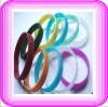 free style silicone rubber wristbands