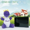 Fashion Design wireless intelligent security home GSM alarm system