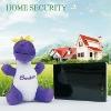 Fashion Design wireless intelligent security home GSM alarm system