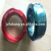 The multicolorful electric cable of the low voltage