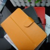 Newest Released-PU Leather Case for Samsung Galaxy Note 10.1