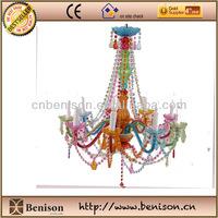 Acrylic beads modern funny chandelier