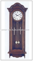 solid wood wall clock (YANTAI FACTORY)