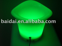 LED ice pail