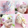 100% cotton baby head wrap