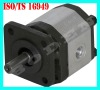 Small high pressure oil gear pump for hydraulic system