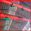 single girder remote control overhead cranes for warehouse