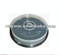 plastic box for CD/DVD 10pieces