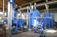 high quality PET recycling machine