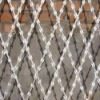 Modern security fencing Razor wire Mesh factory