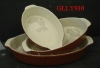 Ceramic dishes set