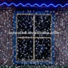 Beautiful 220V 2*2M christmas led curtain wall light